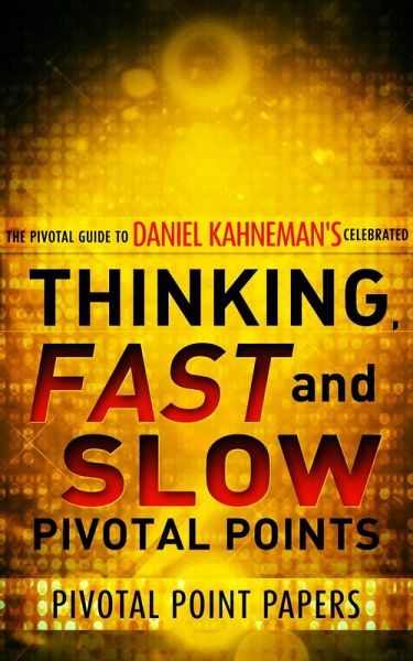 thinking fast and slow essay That is the best explanation i can give as to why danny kahneman's book  thinking fast and slow is a best-seller it is a tedious book to read.