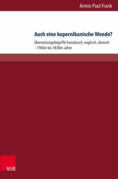 Auch eine kopernikanische Wende? (eBook, PDF) - Frank, Armin Paul; Kittel, Harald