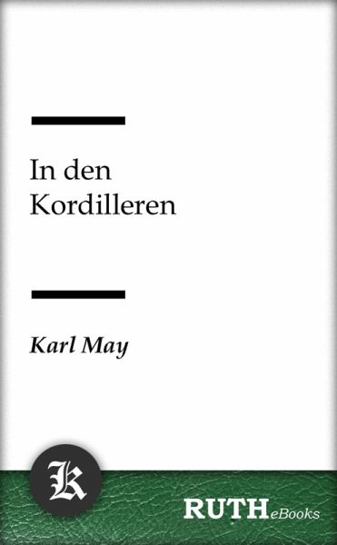 In den Kordilleren (eBook, ePUB)
