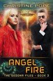 Angel Fire (The Sedona Files, #3) (eBook, ePUB)