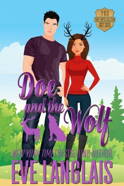 Doe and the Wolf (Furry United Coalition, #5) (eBook, ePUB)