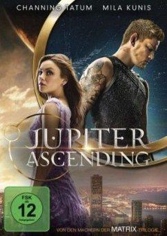 Jupiter Ascending (DVD) - Channing Tatum,Mila Kunis,Sean Bean
