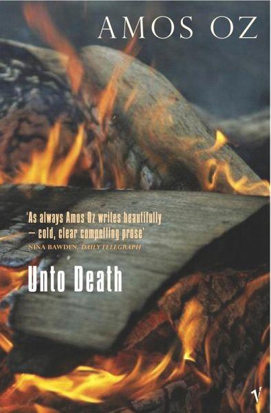 Unto Death (eBook, ePUB)