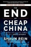 The End of Cheap China, Revised and Updated (eBook, PDF)