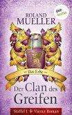 Das Erbe / Der Clan des Greifen Bd.4 (eBook, ePUB)