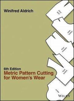Metric Pattern Cutting for Women's Wear (eBook, PDF) - Aldrich, Winifred