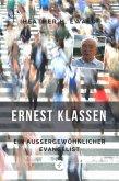 Ernest Klassen (eBook, ePUB)