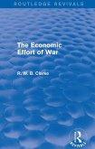 The Economic Effort of War (Routledge Revivals) (eBook, PDF)