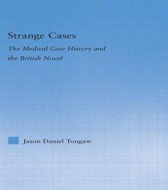 Strange Cases (eBook, ePUB) - Tougaw, Jason