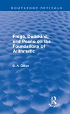 Frege, Dedekind, and Peano on the Foundations of Arithmetic (Routledge Revivals) (eBook, ePUB)