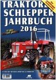 Traktoren, Schlepper, Jahrbuch 2016, m. DVD