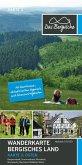 Naturpark Bergisches Land - Waldbröl, Morsbach, Reichsdorf, Wanderkarte