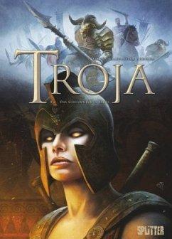 Das Geheimnis des Talos / Troja Bd.2 - Jarry, Nicolas; Campanella Ardisha, Erion
