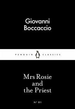 Mrs Rosie and the Priest (eBook, ePUB) - Boccaccio, Giovanni