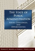 The State of Public Administration (eBook, PDF)