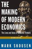 The Making of Modern Economics (eBook, ePUB)