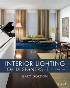 Interior Lighting for Designers (eBook, ePUB) - Gordon, Gary