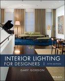 Interior Lighting for Designers (eBook, PDF)