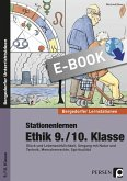 Stationenlernen Ethik 9./10. Klasse (eBook, PDF)