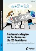 Rechenstrategien im Zahlenraum bis 20 trainieren (eBook, PDF)
