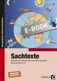 Sachtexte (eBook, PDF)
