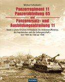 Panzerregiment 11, Panzerabteilung 65 und Panzerersatz- und Ausbildungsabteilung 11