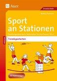 Sport an Stationen Spezial Trendsportarten 1-4
