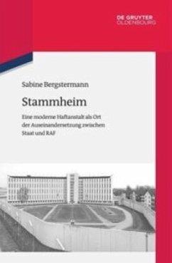 Stammheim - Bergstermann, Sabine