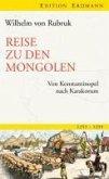 Reise zu den Mongolen (eBook, ePUB)
