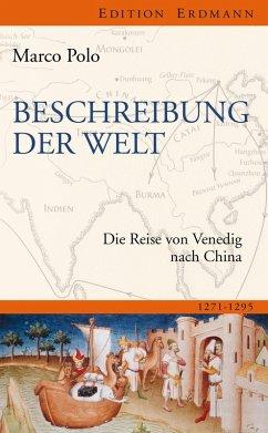Beschreibung der Welt (eBook, ePUB) - Polo, Marco