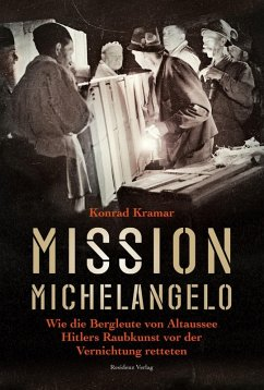 Mission Michelangelo (eBook, ePUB) - Kramar, Konrad