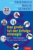 Das große 1x1 der Erfolgsstrategie (eBook, ePUB)