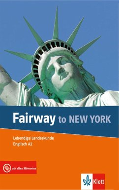 Fairway to New York (eBook, ePUB) - Dorgan Bentz, Stacy