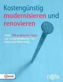 Kostengünstig modernisieren und renovieren (eBook, ePUB)