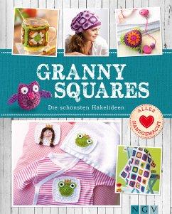 Granny Squares (eBook, ePUB) - Sam Lavender; Ulrike Lowis