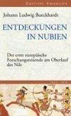 Entdeckungen in Nubien (eBook, ePUB)