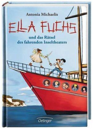 Buch-Reihe Ella Fuchs von Antonia Michaelis