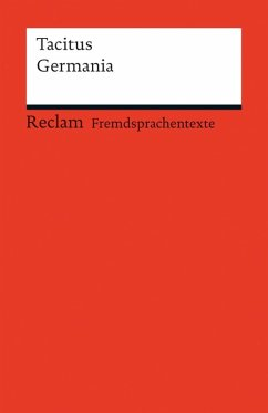 Germania (eBook, ePUB) - Tacitus