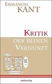 Kritik der reinen Vernunft (eBook, ePUB)