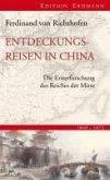 Entdeckungsreisen in China (eBook, ePUB)