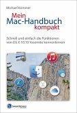 Mein Mac-Handbuch kompakt (eBook, ePUB)