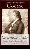 Gesammelte Werke: Dramen, Gedichte, Romane, Novellen, Essays, Autobiografische Schriften (eBook, ePUB)