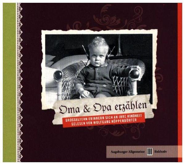 oma opa erz hlen das h rbuch audio cd h rb cher. Black Bedroom Furniture Sets. Home Design Ideas