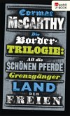 Die Border-Trilogie / Border-Trilogie Bd.1-3 (eBook, ePUB)