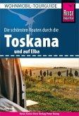 Reise Know-How Wohnmobil-Tourguide Toskana: Die schönsten Routen (eBook, PDF)