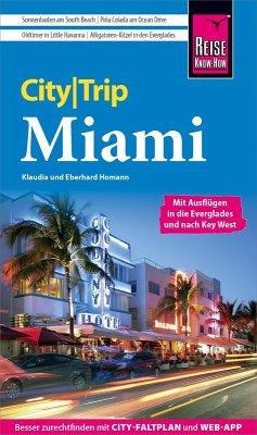 Reise Know-How CityTrip Miami (eBook, PDF) - Homann, Eberhard; Homann, Klaudia