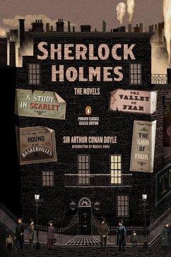 Sherlock Holmes - The Novels - Doyle, Arthur Conan