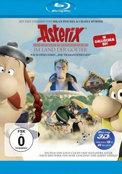 Asterix im Land der Götter 3D-Edition