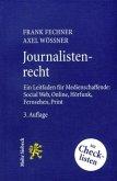 Journalistenrecht