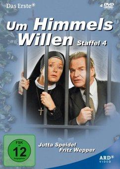 Um Himmels Willen - Staffel 4 DVD-Box